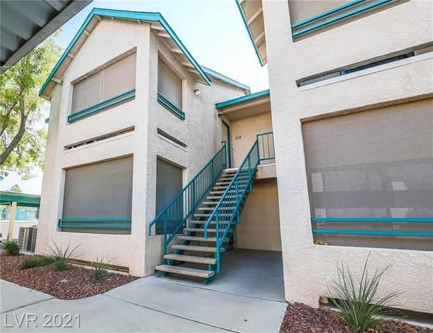 5211 Lindell Road #101, Las Vegas, NV 89118 (MLS #2329547) :: Lindstrom Radcliffe Group