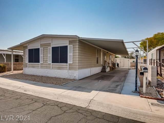 3647 Katmai Drive, Las Vegas, NV 89122 (MLS #2329585) :: Galindo Group Real Estate