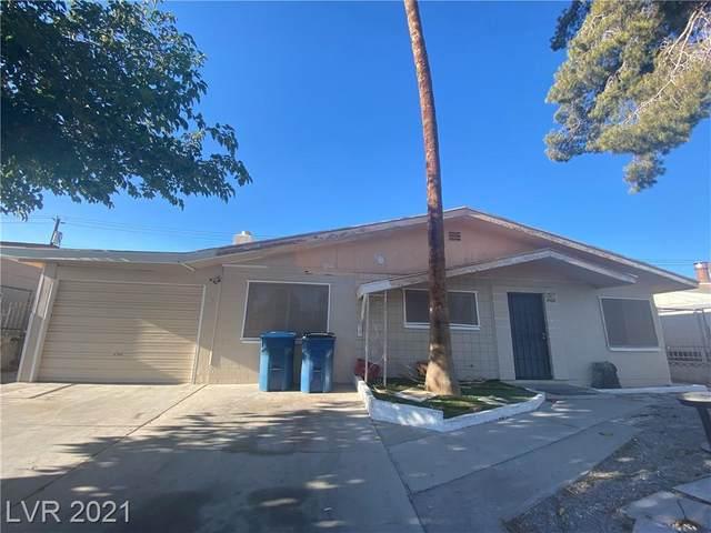 4108 San Bernardino Avenue, Las Vegas, NV 89102 (MLS #2329604) :: The Perna Group