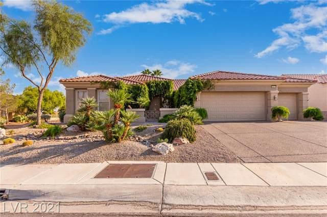 10117 Villa Ridge Drive, Las Vegas, NV 89134 (MLS #2329608) :: Galindo Group Real Estate