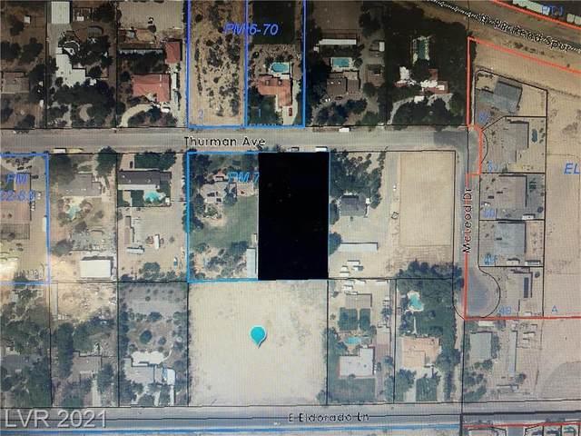 Eldorado, Las Vegas, NV 89120 (MLS #2329621) :: ERA Brokers Consolidated / Sherman Group