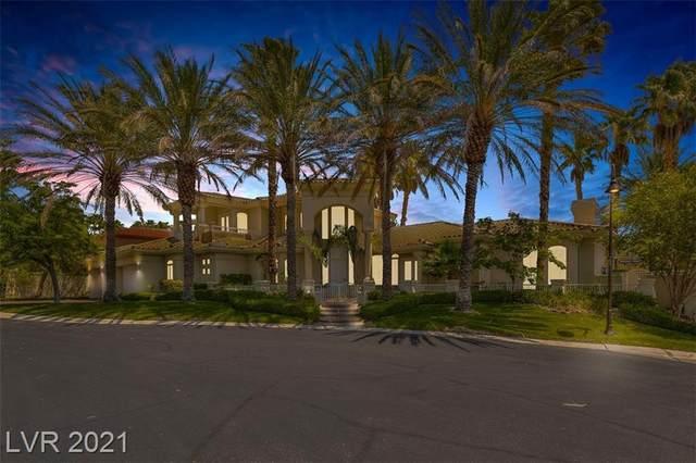 4960 Spanish Vista Lane, Las Vegas, NV 89148 (MLS #2329653) :: Alexander-Branson Team | Realty One Group