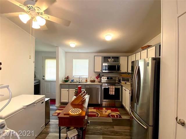 919 Skyhawk Avenue, Sandy Valley, NV 89019 (MLS #2329663) :: Hebert Group | eXp Realty