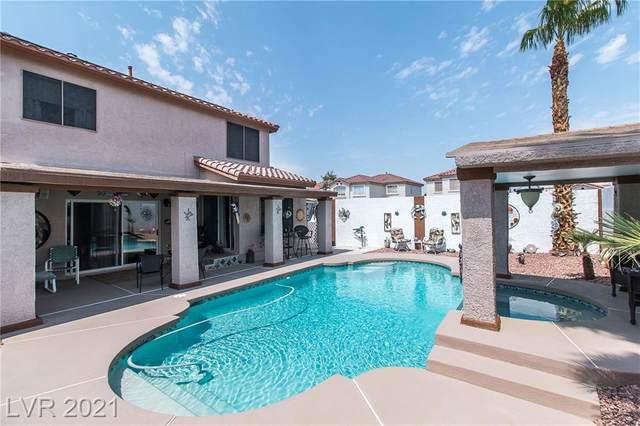 10116 Juniper Myrtle Court, Las Vegas, NV 89183 (MLS #2329676) :: Signature Real Estate Group