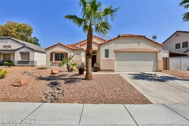 3724 Canary Creek Avenue, North Las Vegas, NV 89031 (MLS #2329683) :: The Perna Group