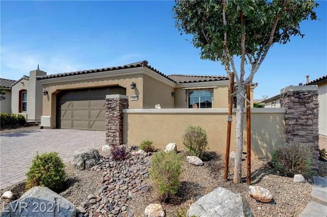 3812 Rocklin Peak Avenue, North Las Vegas, NV 89081 (MLS #2329707) :: The Melvin Team