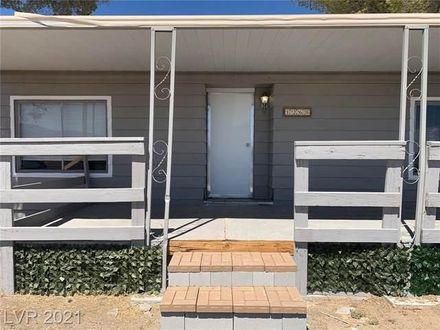 1260 Thousandaire Boulevard, Pahrump, NV 89048 (MLS #2329710) :: The Chris Binney Group | eXp Realty