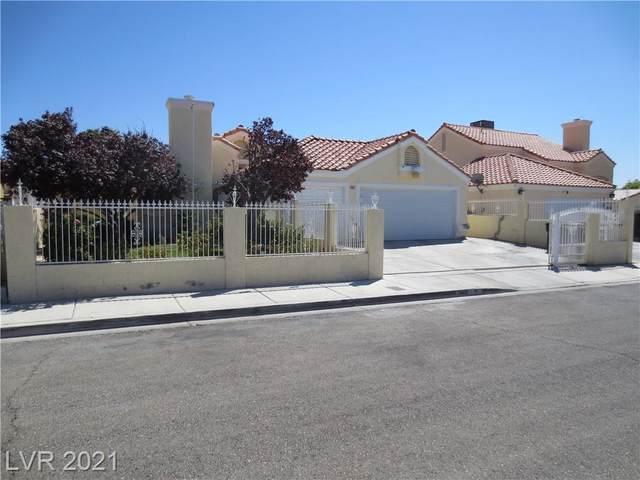 3412 Edgehill Way, North Las Vegas, NV 89032 (MLS #2329740) :: Jack Greenberg Group