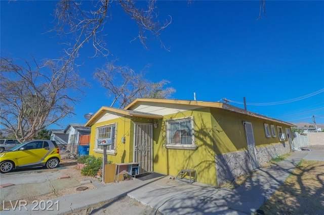 10 Prince Lane, Las Vegas, NV 89110 (MLS #2329745) :: Signature Real Estate Group