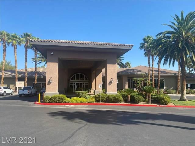 9050 W Warm Springs Road #1145, Las Vegas, NV 89148 (MLS #2329783) :: Keller Williams Realty