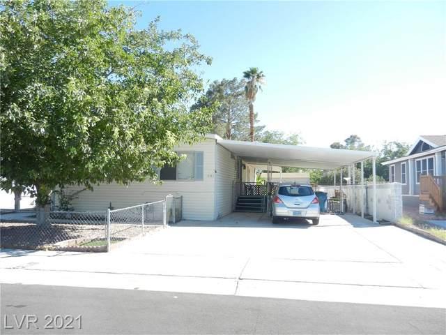 6441 Sapphire Street, Las Vegas, NV 89108 (MLS #2329801) :: The Perna Group
