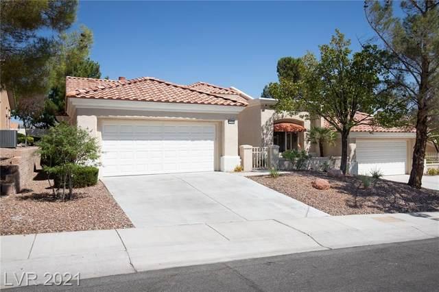 10336 Frostburg Lane, Las Vegas, NV 89134 (MLS #2329813) :: Hebert Group | eXp Realty