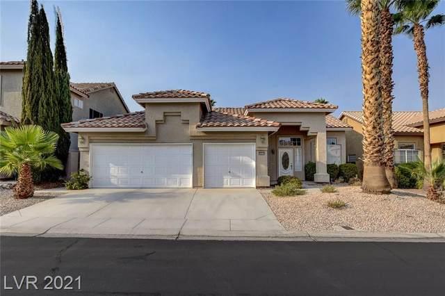 9662 Camino Capistrano Lane, Las Vegas, NV 89147 (MLS #2329828) :: Signature Real Estate Group