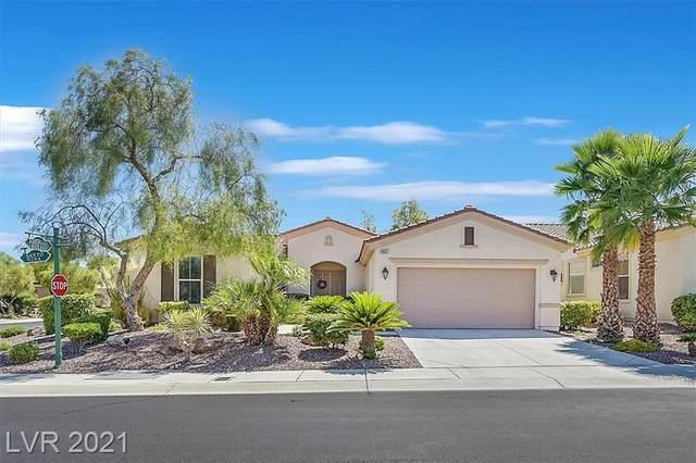 10227 Santo Nina Court, Las Vegas, NV 89135 (MLS #2329836) :: Keller Williams Realty