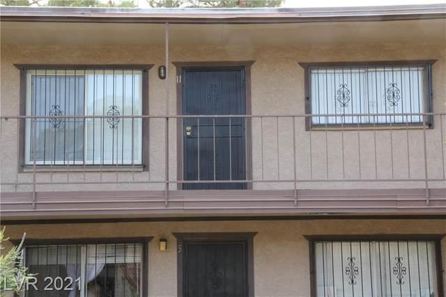 585 S Royal Crest Circle #11, Las Vegas, NV 89169 (MLS #2329869) :: Coldwell Banker Premier Realty