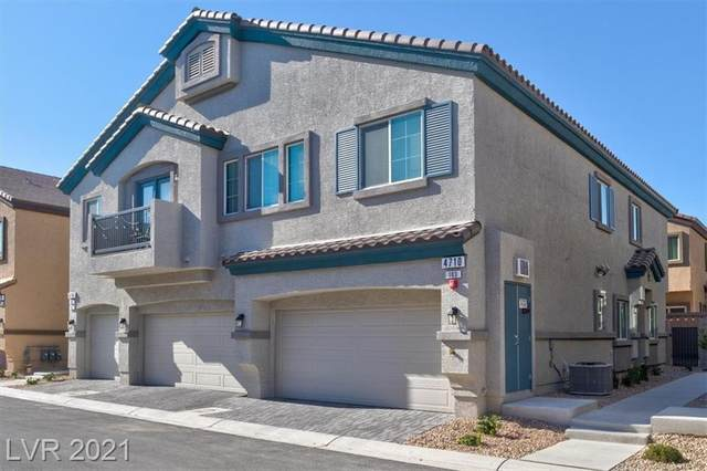 4710 Ridgeley Avenue #103, North Las Vegas, NV 89084 (MLS #2329873) :: Signature Real Estate Group