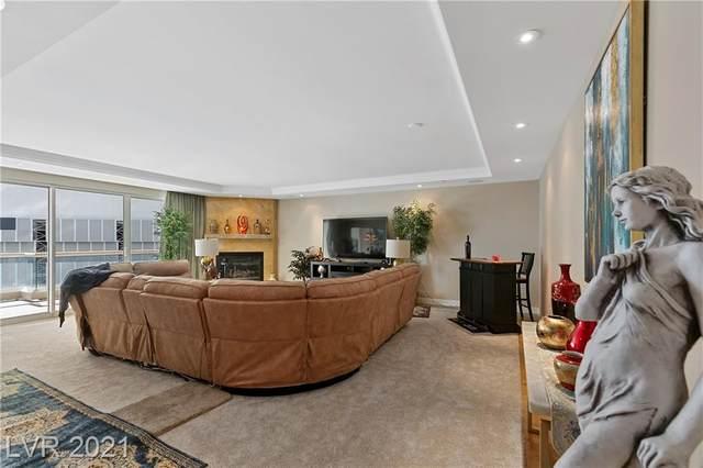 2747 Paradise Road #901, Las Vegas, NV 89109 (MLS #2329874) :: Coldwell Banker Premier Realty