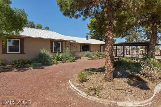 4201 Tuffer Lane, Las Vegas, NV 89130 (MLS #2329919) :: Jack Greenberg Group