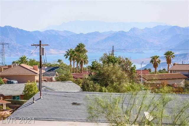 201 Mead Way, Boulder City, NV 89005 (MLS #2329920) :: Signature Real Estate Group