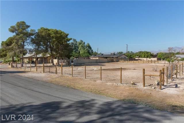 0 Tuffer Lane, Las Vegas, NV 89130 (MLS #2329932) :: Jack Greenberg Group