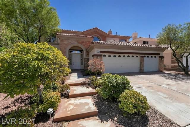 21 Sunshine Coast Lane, Las Vegas, NV 89148 (MLS #2330013) :: Jeffrey Sabel