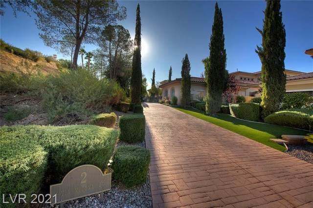 2 Via Modena Court, Henderson, NV 89011 (MLS #2330028) :: Coldwell Banker Premier Realty