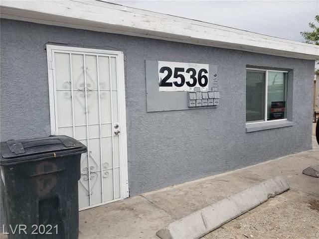 2536 Carroll Street, North Las Vegas, NV 89030 (MLS #2330089) :: 775 REALTY