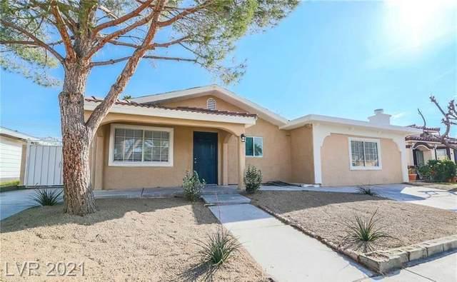 4352 Paramount Street, Las Vegas, NV 89115 (MLS #2330096) :: Signature Real Estate Group