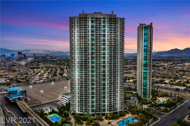 322 Karen Avenue #3702, Las Vegas, NV 89109 (MLS #2330143) :: Kypreos Team