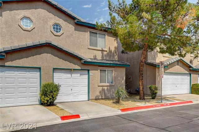 5616 Calais Court, Las Vegas, NV 89118 (MLS #2330157) :: Signature Real Estate Group