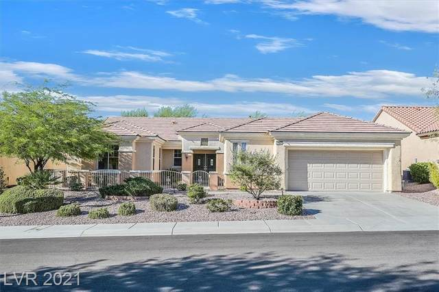2984 Friendship Hill Circle, Henderson, NV 89052 (MLS #2330187) :: Signature Real Estate Group
