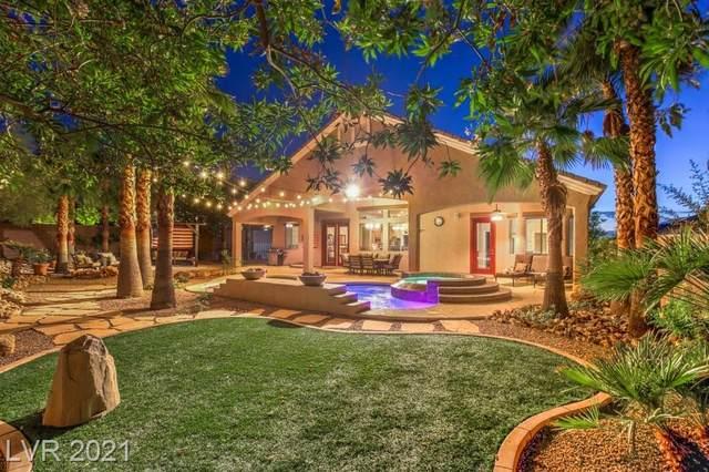 1112 Pinto Horse Avenue, Henderson, NV 89052 (MLS #2330188) :: Keller Williams Realty