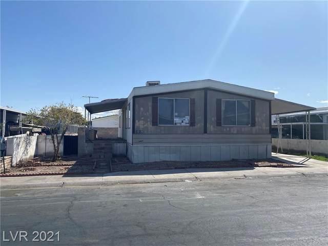 3598 Fort Mchenry Drive, Las Vegas, NV 89122 (MLS #2330191) :: Galindo Group Real Estate