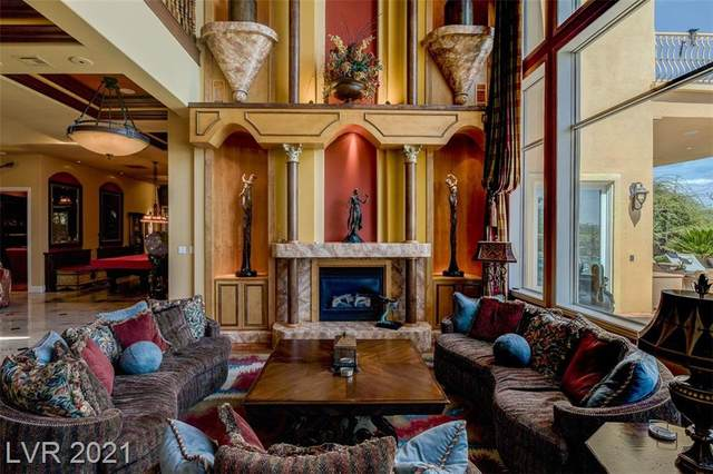 9260 Tournament Canyon Drive, Las Vegas, NV 89144 (MLS #2330201) :: Coldwell Banker Premier Realty
