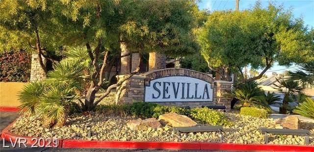 3135 S Mojave Road #107, Las Vegas, NV 89121 (MLS #2330218) :: The Perna Group