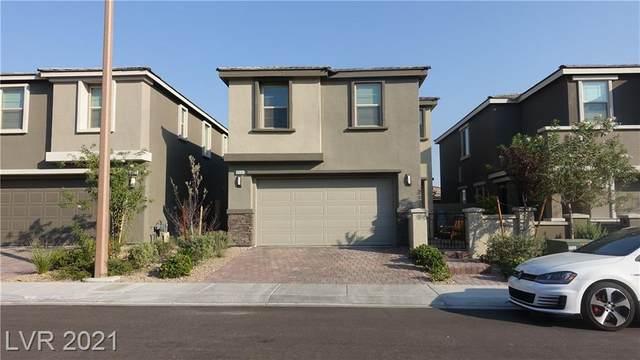 12532 Lylan Ridge Street, Las Vegas, NV 89138 (MLS #2330219) :: The Melvin Team