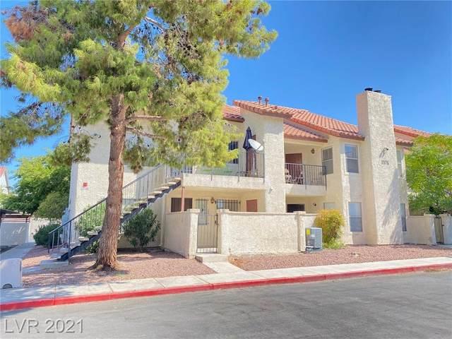 3976 Colors Court #34, Las Vegas, NV 89103 (MLS #2330227) :: Coldwell Banker Premier Realty