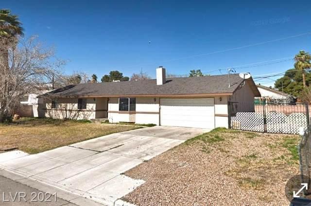 4870 E Colorado Avenue, Las Vegas, NV 89104 (MLS #2330230) :: Lindstrom Radcliffe Group