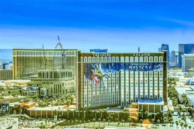 2000 Fashion Show Drive #3804, Las Vegas, NV 89109 (MLS #2330234) :: Kypreos Team