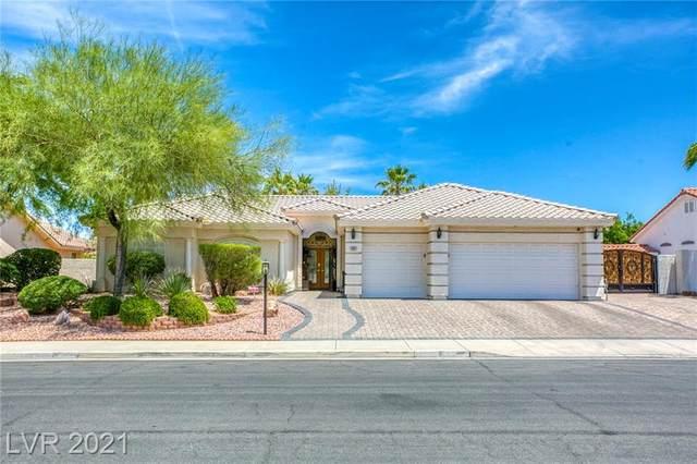1021 Norellat Road, Henderson, NV 89011 (MLS #2330240) :: DT Real Estate