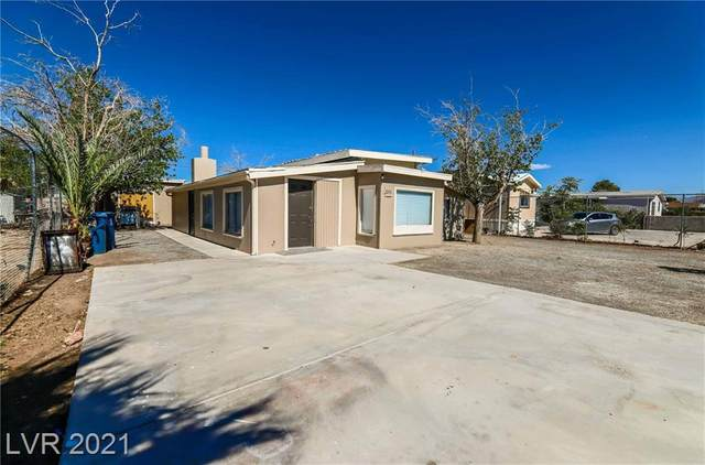 2233 Tomlinson Lane, Las Vegas, NV 89156 (MLS #2330272) :: The Perna Group