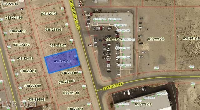 110 S Humahuaca Street, Pahrump, NV 89048 (MLS #2330273) :: Keller Williams Realty