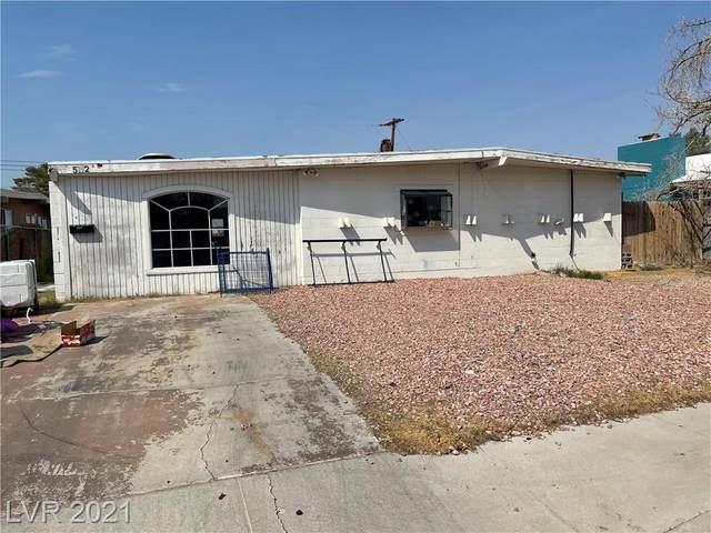 5132 Hallet Drive, Las Vegas, NV 89122 (MLS #2330306) :: Keller Williams Realty