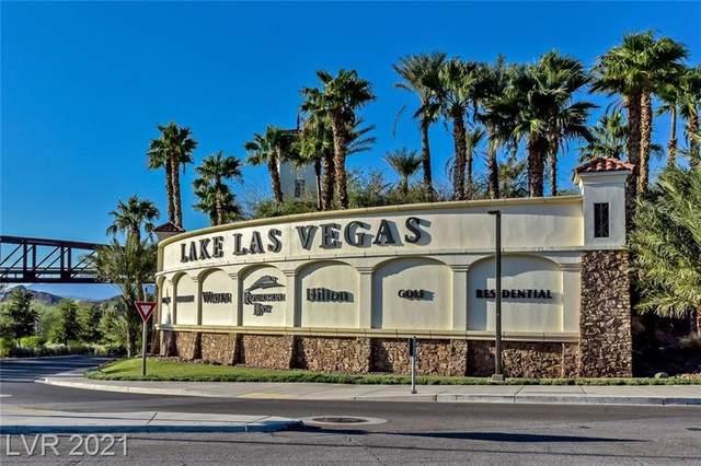 15 Grand Anacapri Drive, Henderson, NV 89011 (MLS #2330318) :: Signature Real Estate Group