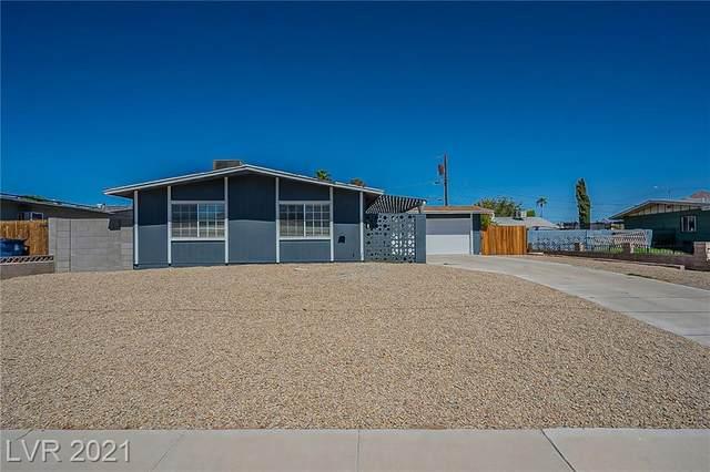 5484 Consul Avenue, Las Vegas, NV 89142 (MLS #2330321) :: Hebert Group | eXp Realty