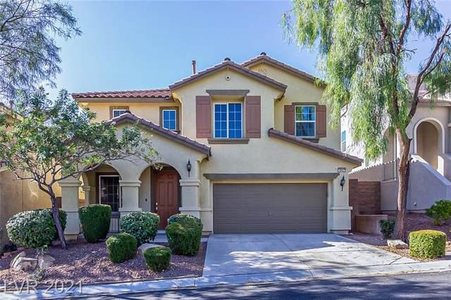 10427 Prairie Mountain Avenue, Las Vegas, NV 89166 (MLS #2330328) :: The Melvin Team