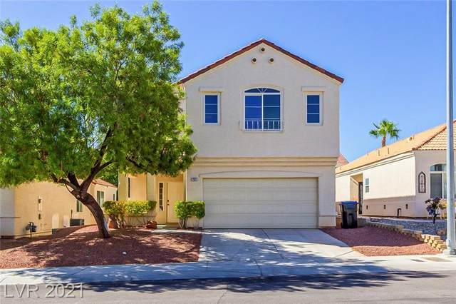 7621 Donald Nelson Avenue, Las Vegas, NV 89131 (MLS #2330335) :: Custom Fit Real Estate Group