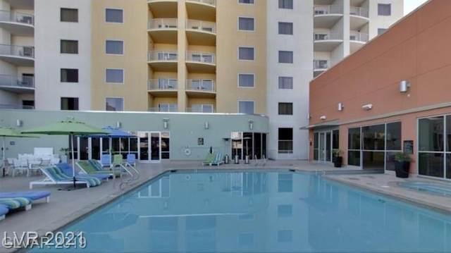211 E Flamingo Road #1702, Las Vegas, NV 89169 (MLS #2330339) :: Lindstrom Radcliffe Group