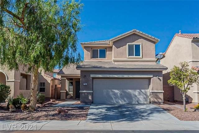 7104 River Meadows Avenue, Las Vegas, NV 89131 (MLS #2330371) :: Lindstrom Radcliffe Group