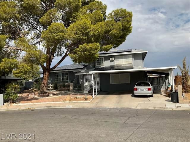 5230 Jane Way, Las Vegas, NV 89119 (MLS #2330379) :: DT Real Estate